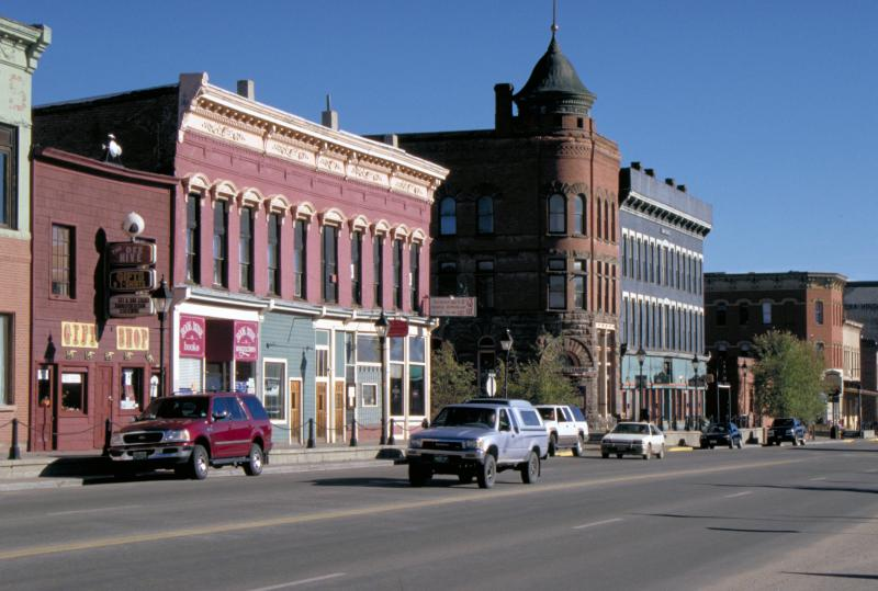 Downtown Leadville C O