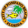 City seal Pompano Beach