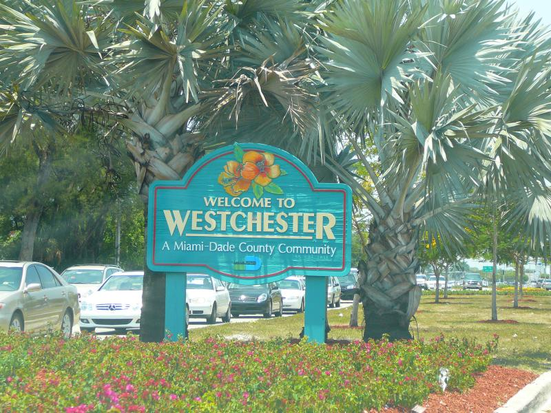 Westchester sign