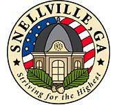 Snellville city seal