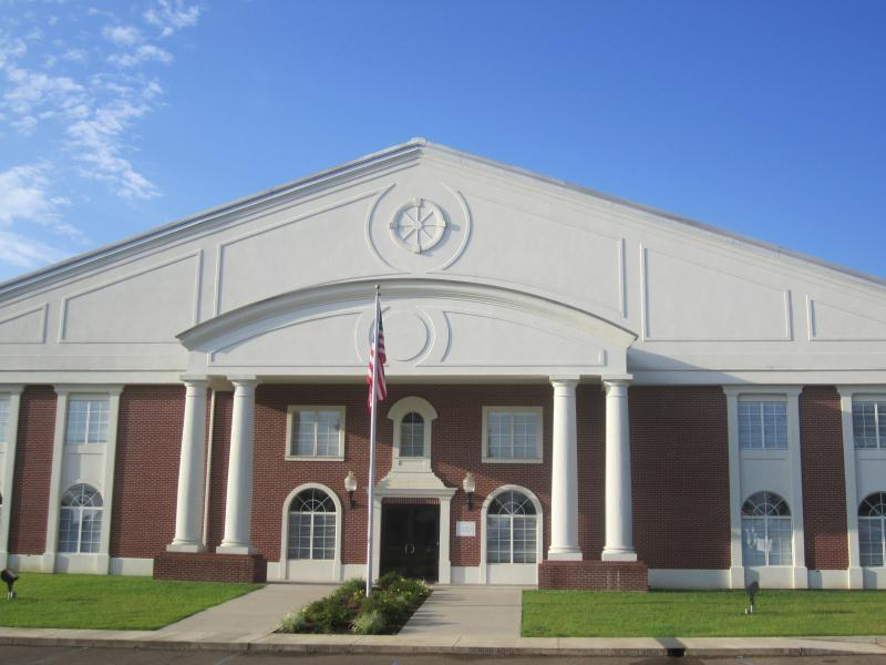 First Baptist Church, Calhoun, L A I M G 0111