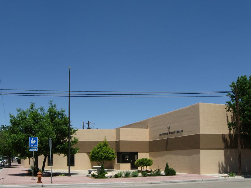 Lovington New Mexico Public Library