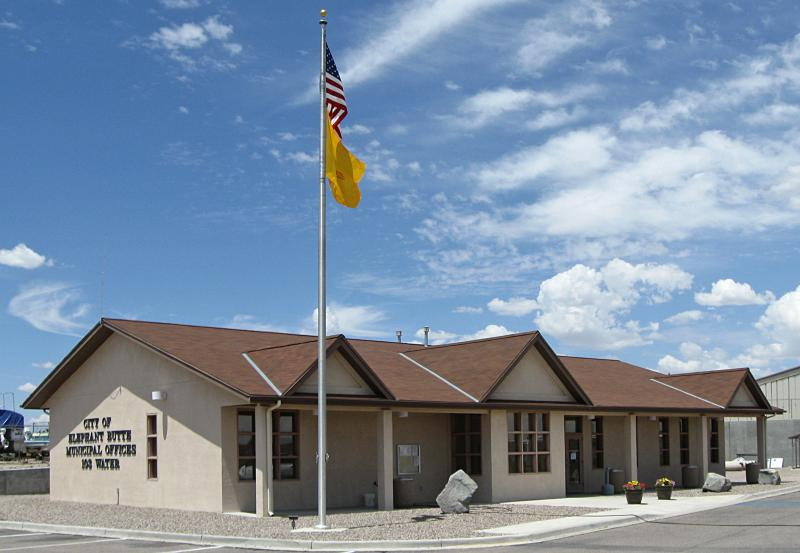 Elephant Butte New Mexico Municipal Offices