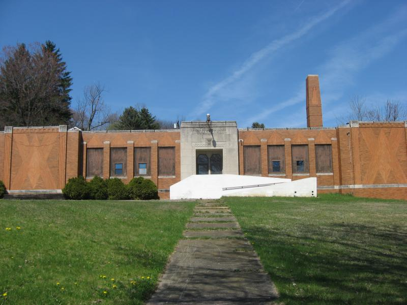 Liberty School, West Mayfield