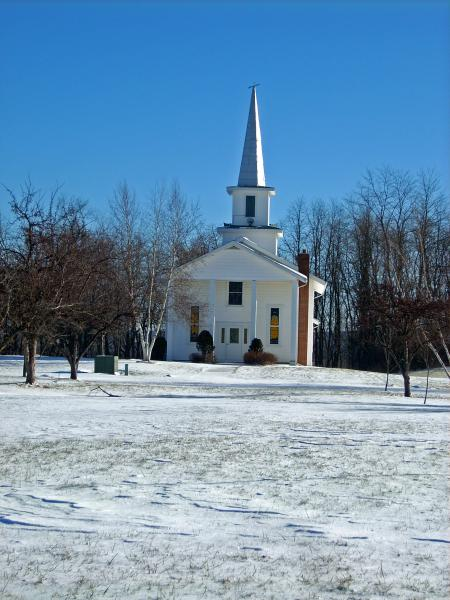 Church in Nelson Township