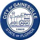 Gainesville City Sealblue
