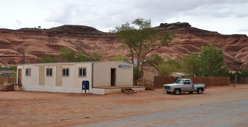 Monument valley post office