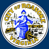City Seal of Roanoke, V A